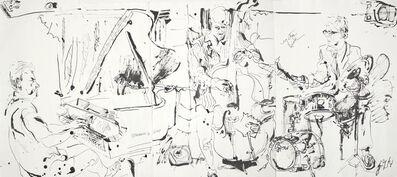Jonathan Glass, 'Frank Kimbrough Trio at Kitano', 2014