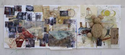 Fabrice Hyber, 'Peinture Homéopathique n°27 (Je s'aime)', 2008