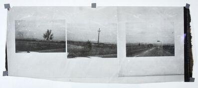 Felix Stephan Huber, 'Black Sea Diary', 1993