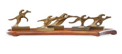 Wharton Esherick, 'Sculpture, The Race, Paoli, PA', 1964