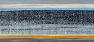 Mary Johnston, 'Trees on Greys', 2020