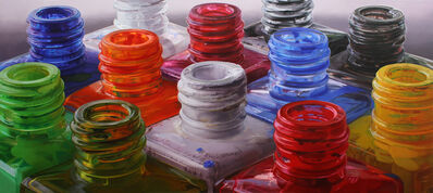Javier Banegas, 'Colours IX', 2015