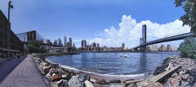 Daniel Cuervo, 'East River, between Bridges. NY.', 2020