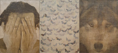 Nazar Yahya, 'Yusuf and the Butterflies', 2011