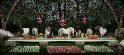 Claire Rosen, 'The Shetland Pony Feast', 2013