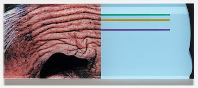 John Baldessari, 'Raised Eyebrows / Furrowed Foreheads: Crooked Made Straight (for Parkett 86)', 2009
