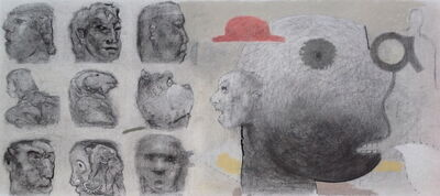 Richard T Smith, 'Cro Magnon Alpha ', ca. 2013