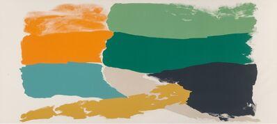 Friedel Dzubas (1915-1994), 'Untitled', 1976