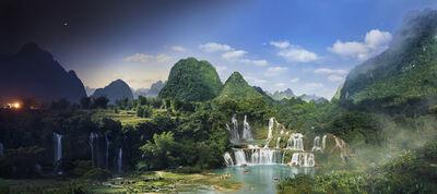 Stephen Wilkes, 'Detian Falls, Guangxi, China, Day to Night', 2016