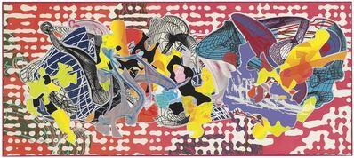 Frank Stella, 'Libertina, from: Imaginary Places', 1995