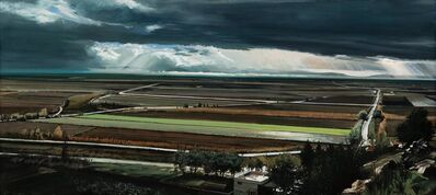 Richard Estes, 'Turkey Landscape', 1993