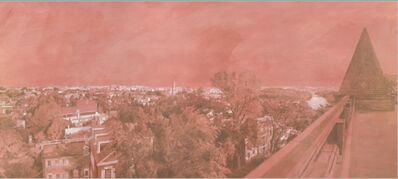 John Morrell, 'View From Loyola', 2004