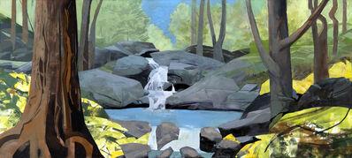 Mariella Bisson, 'Millstream Falls', 2021