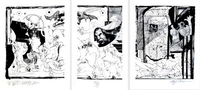 Ralph Steadman, 'Gonzo Guernica', 2012