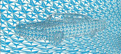 Thomas Bayrle, 'Chrysler Tapete', 1970