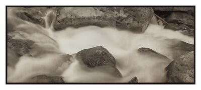 Kerik Kouklis, 'Rocks and Whitewater near Toronto, Canada', 1999