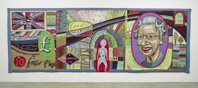 Grayson Perry, 'Comfort Blanket', 2014