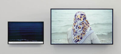 Sophie Calle, 'Voir la mer. Woman with Baby', 2011