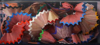Javier Banegas, 'Colour Shavings '