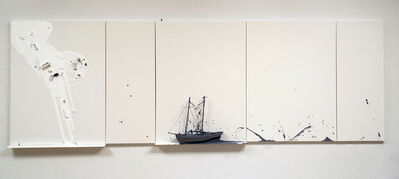 Liliana Porter, 'Untitled at Sea III', 2016