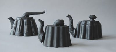 Matt Smith, 'Three Teapots', 2018