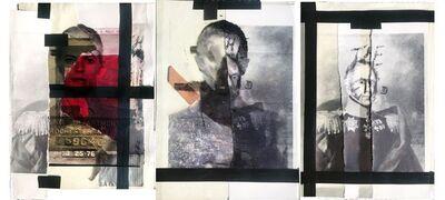 Rania Rangou, 'Faces', 2011