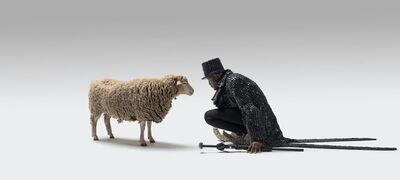 Maurice Mbikayi, 'Mulami Mushidimuka  (Modern Shepherd)', 2016