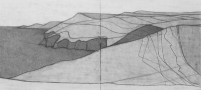 Vanessa Gardiner, 'Pentargon drawing', ca. 2020
