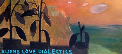 Svilen Stefanov, 'Aliens Love Dialectics', 2018