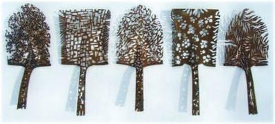 Denice Bizot, 'ShovelHeads', 2013
