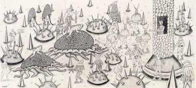 Motohiro Hayakawa, 'Mushrooms', 2019