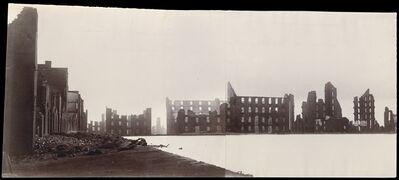 Alexander Gardner, 'Ruins of Gallego Flour Mills, Richmond', 1865