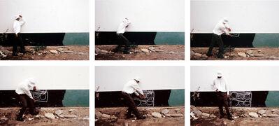 Robin Rhode, 'Master Blaster', 2004