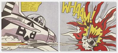 Roy Lichtenstein, 'WHAAM', 1967