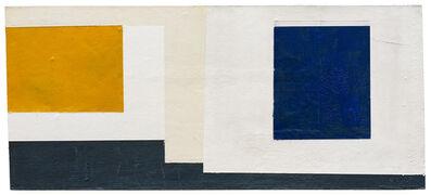 Ernst Caramelle, 'panel horizontal', 1988-2006