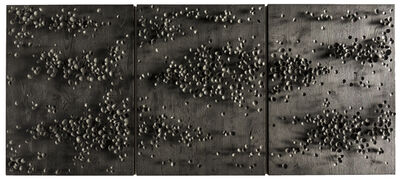 Valeria Nascimento, 'Black Drift Triptych', 2019