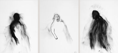 Hernán Cédola, 'Studies (triptych), ', 2017