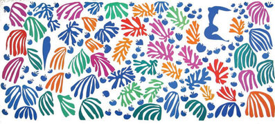 Henri Matisse, 'La Perruche et la Sirène', 1954