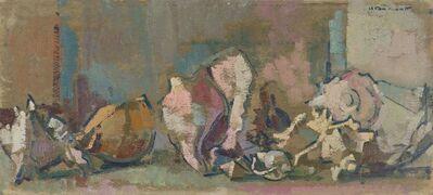 Herbert Barnett, 'Sea Shells', ca. 1952
