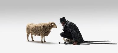 Maurice Mbikayi, 'Mulami Mushidimuka (The modern shepherd)', 2016