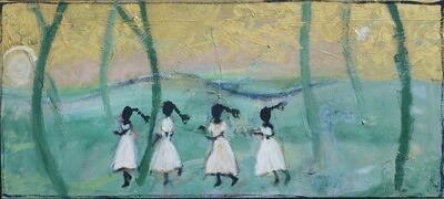 John Maitland, 'Golden Day', 2014