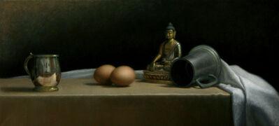 Marcus Callum, 'Eggs and Buddha', 2011