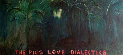 Svilen Stefanov, 'The Pigs Love Dialectics', 2018