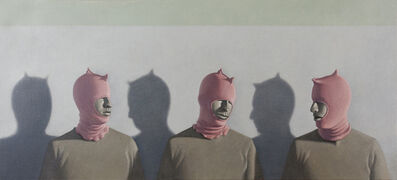 Vonn Cummings Sumner, 'We Three', 2010