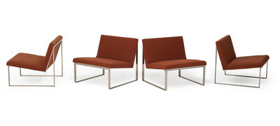 Fabien Baron, 'Fabien Baron For Bernhardt Lounge Chairs', 2000s