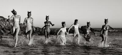 Brian Bowen Smith, 'Wild Horses', 2014