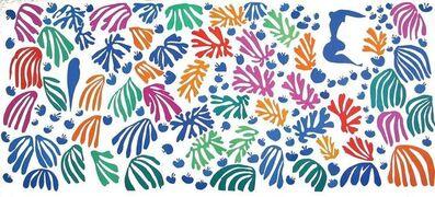 Henri Matisse, 'La Perruche Et La Siréne', 1952