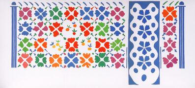 Henri Matisse, 'Decoration - Fruits', 1954