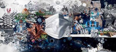 Zhong Biao 钟彪, 'AD', 2020
