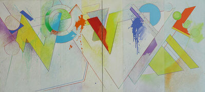 Timothy Isham, 'L.A. Painting (Nova)', 1999-2002